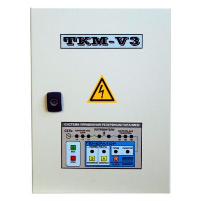 Автоматика ТКМ-V3 с ИУ3с + ПБ3-10 (EG5500) в Балтийске